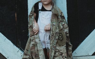MILITARY DADDY'S GIRL